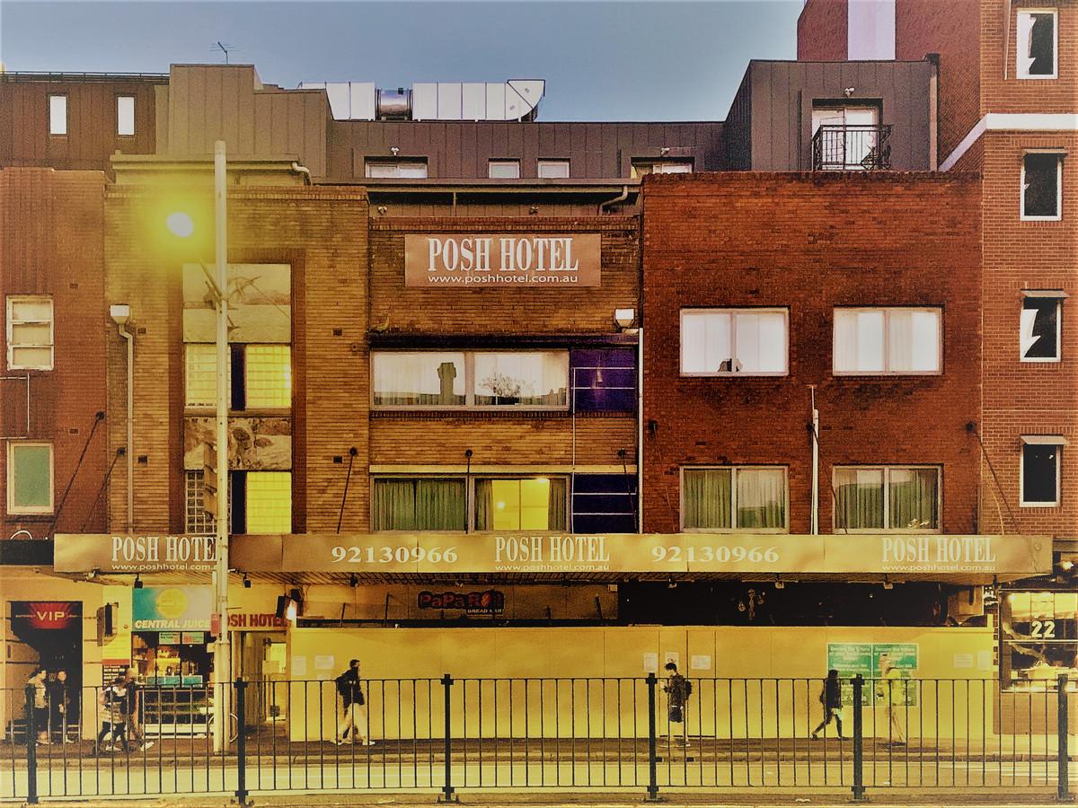 Sydney CBD Hotel with Maximum Exposure - 1