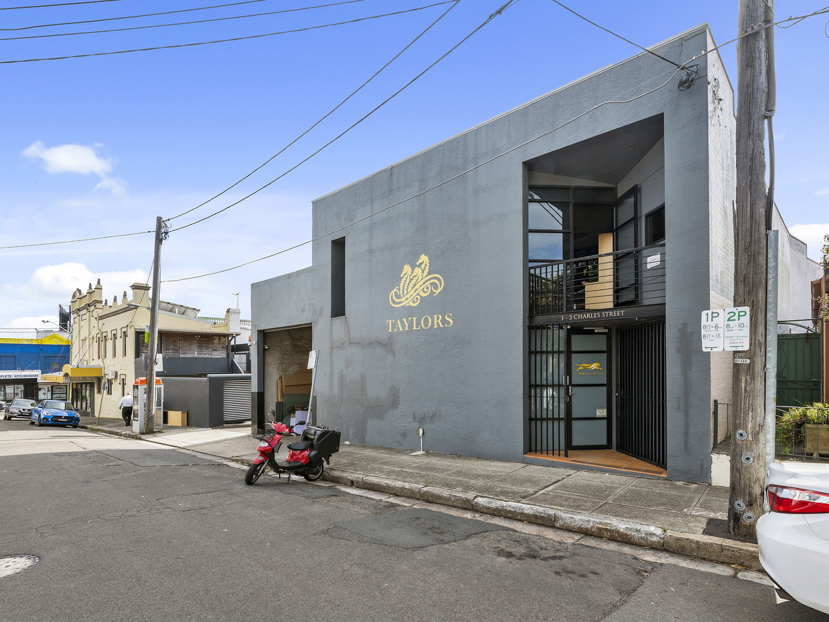 Exceptional Inner West Warehouse - 1