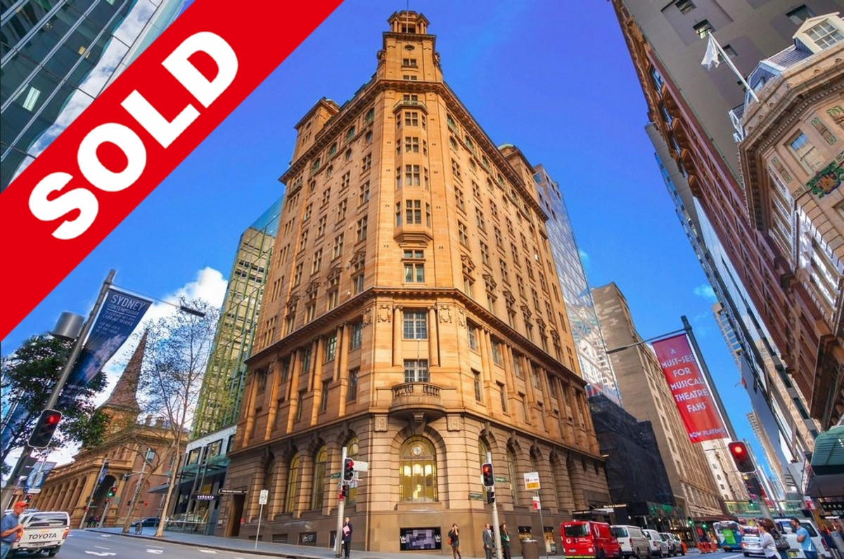 The Trust Building / 155 King Street, Sydney NSW 2000