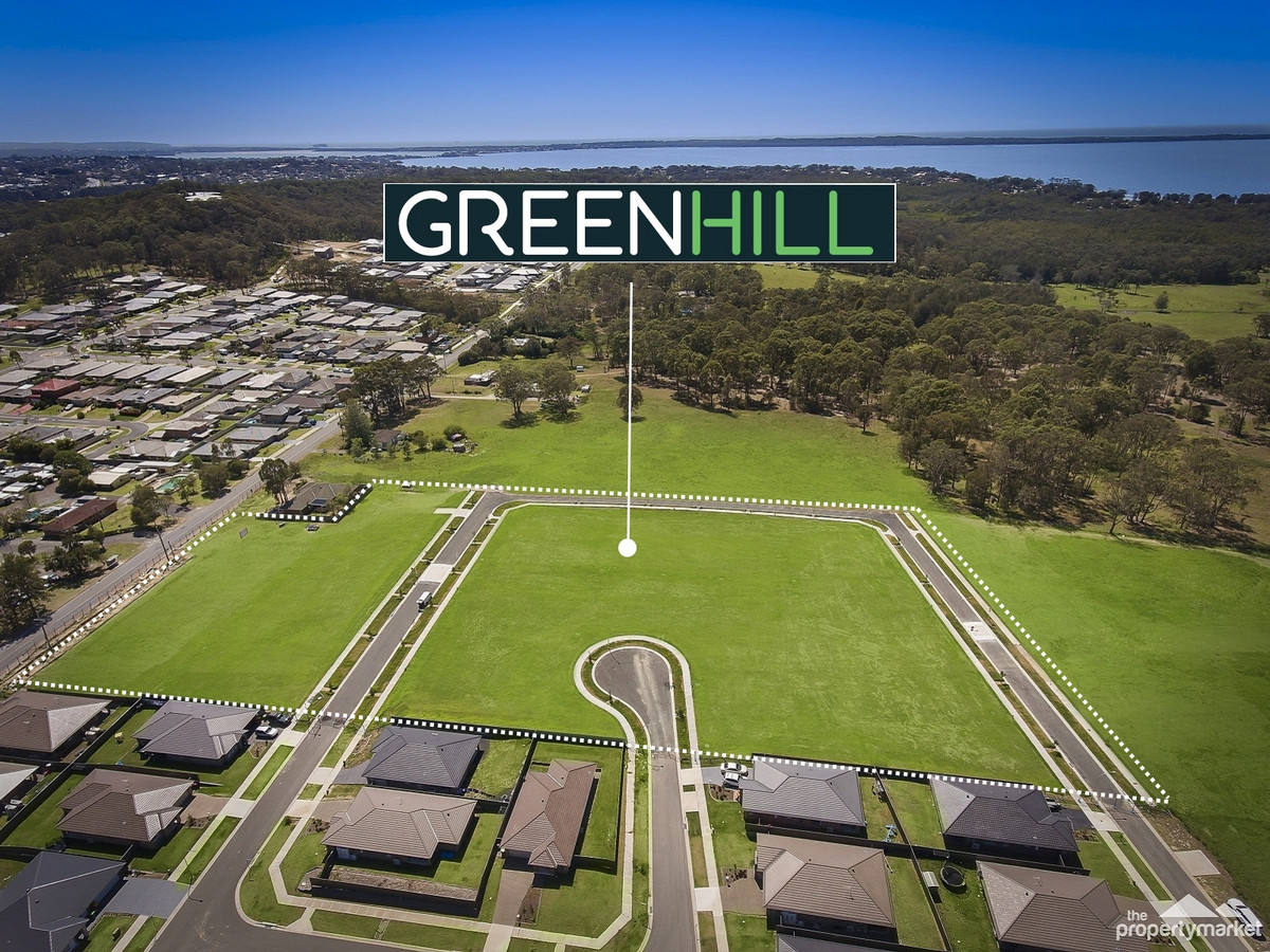 """GREENHILL ESTATE"" - ONLY 2 LOTS LEFT"