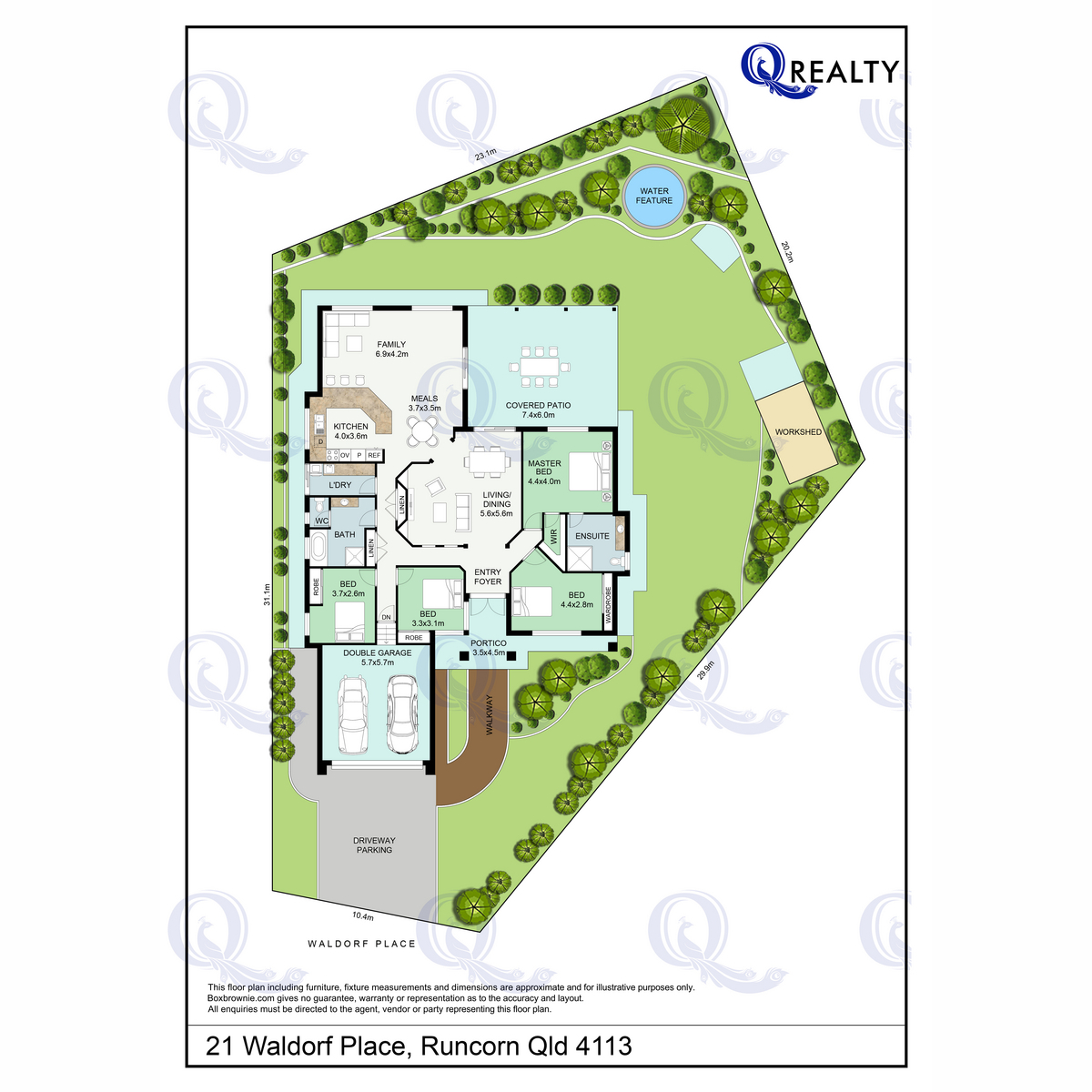 21 Waldorf Place, Runcorn  QLD  4113