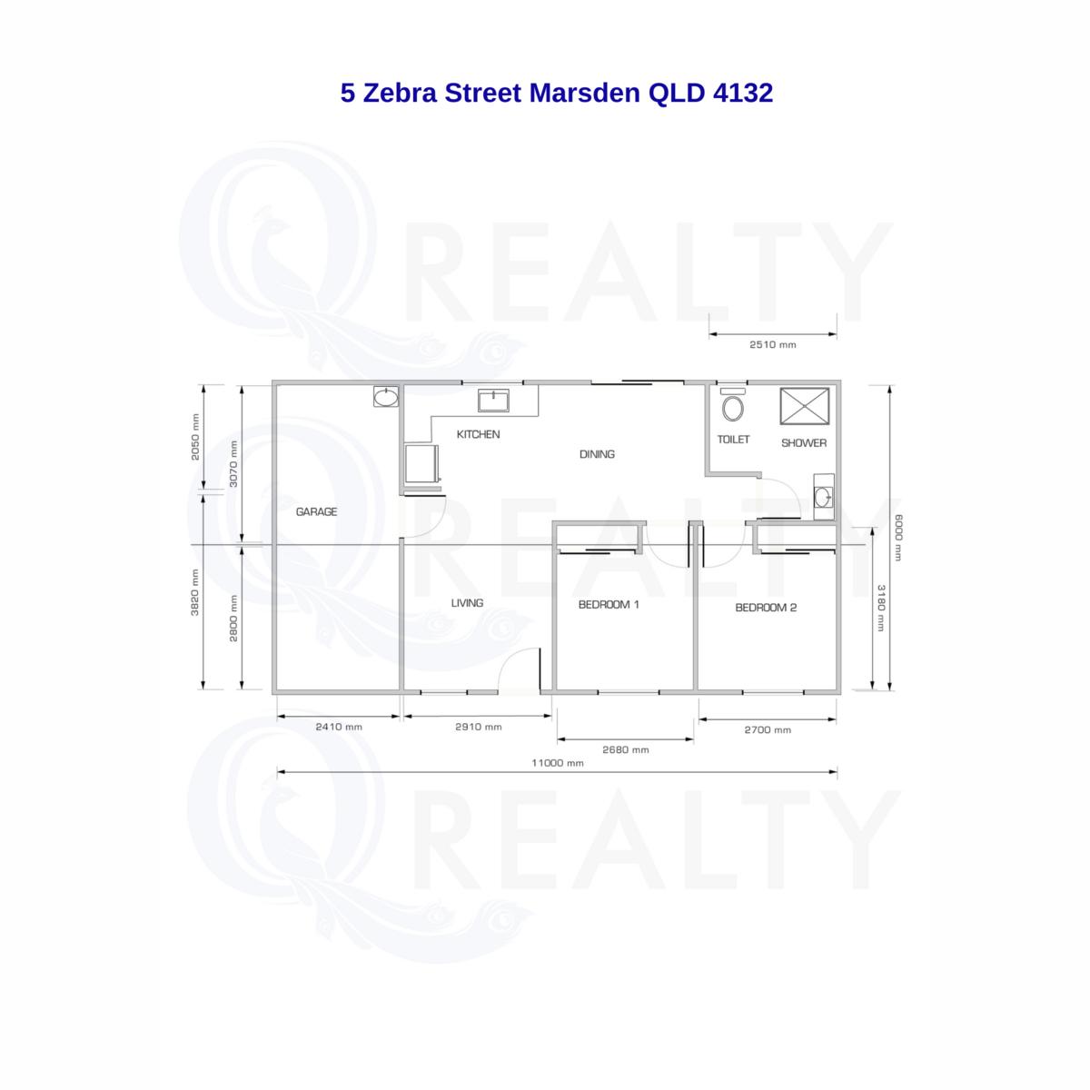 5 Zebra Street, Marsden  QLD  4132