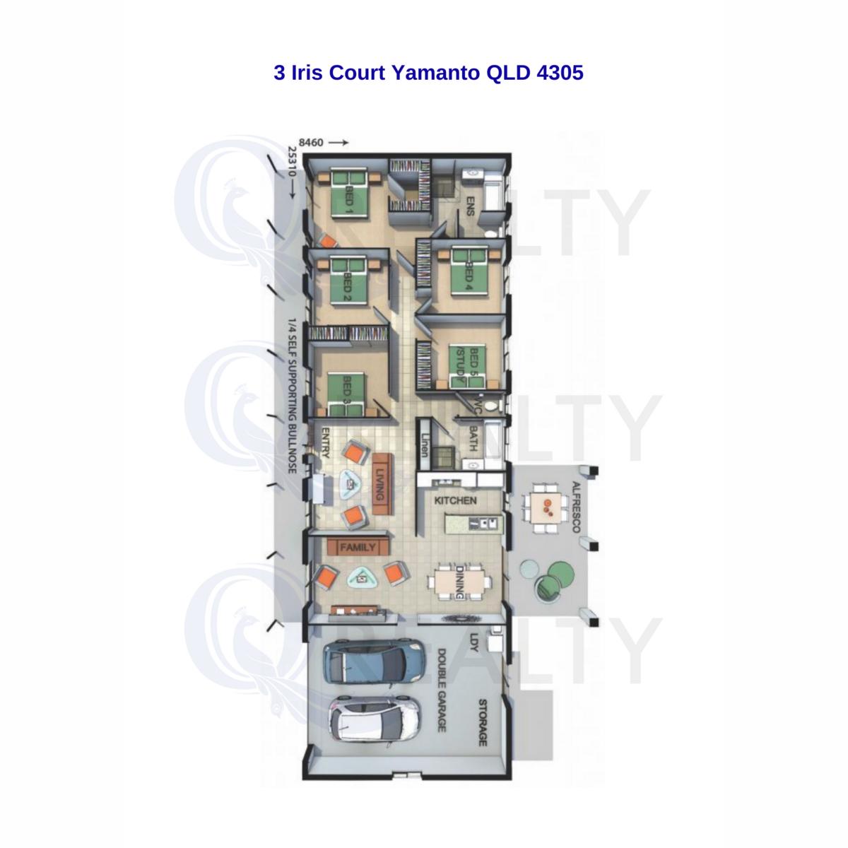3 Iris Court, Yamanto  QLD  4305