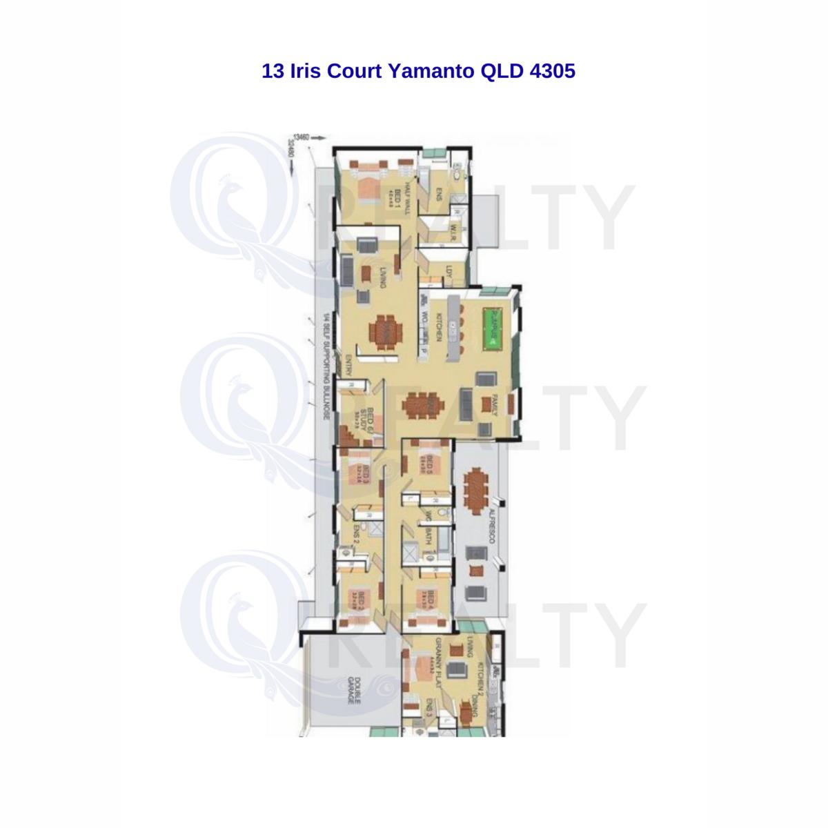 13 Iris Court, Yamanto  QLD  4305