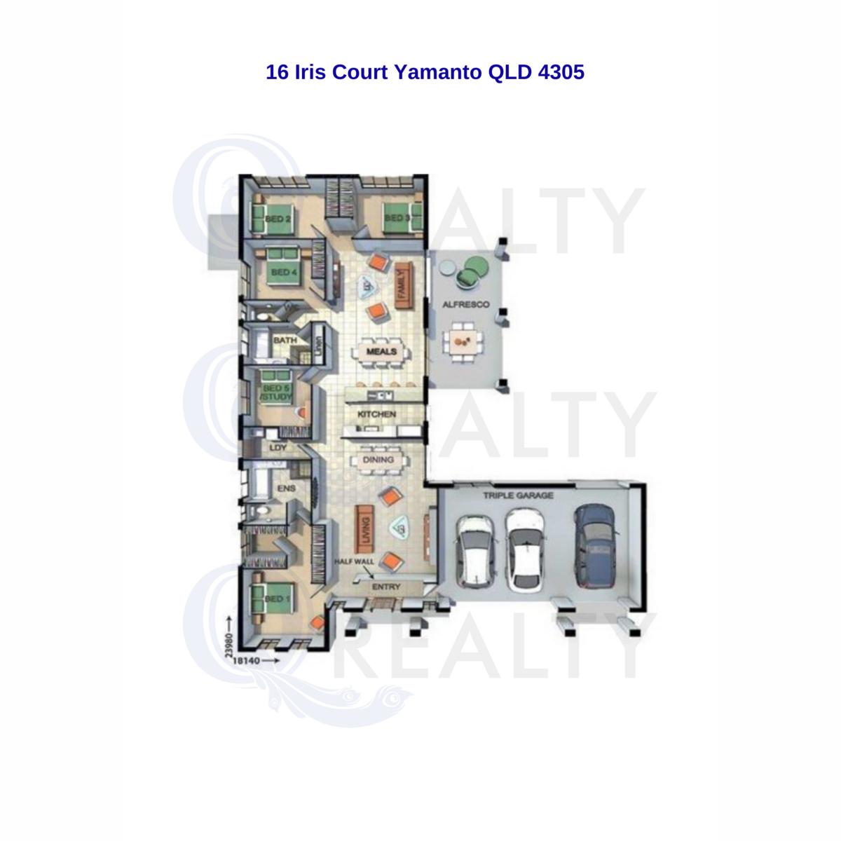 16 Iris Court, Yamanto  QLD  4305