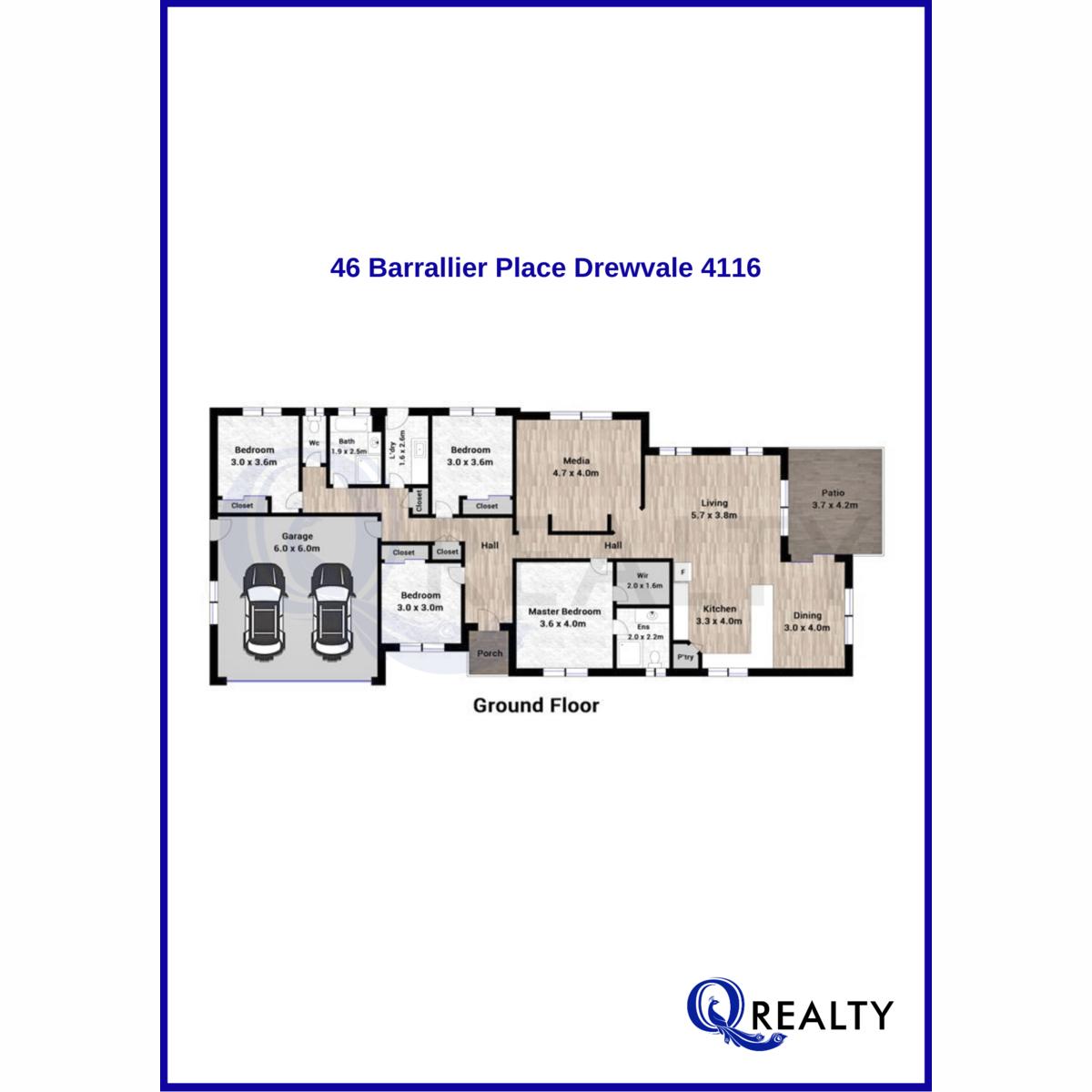 46 Barrallier Place, Drewvale  QLD  4116