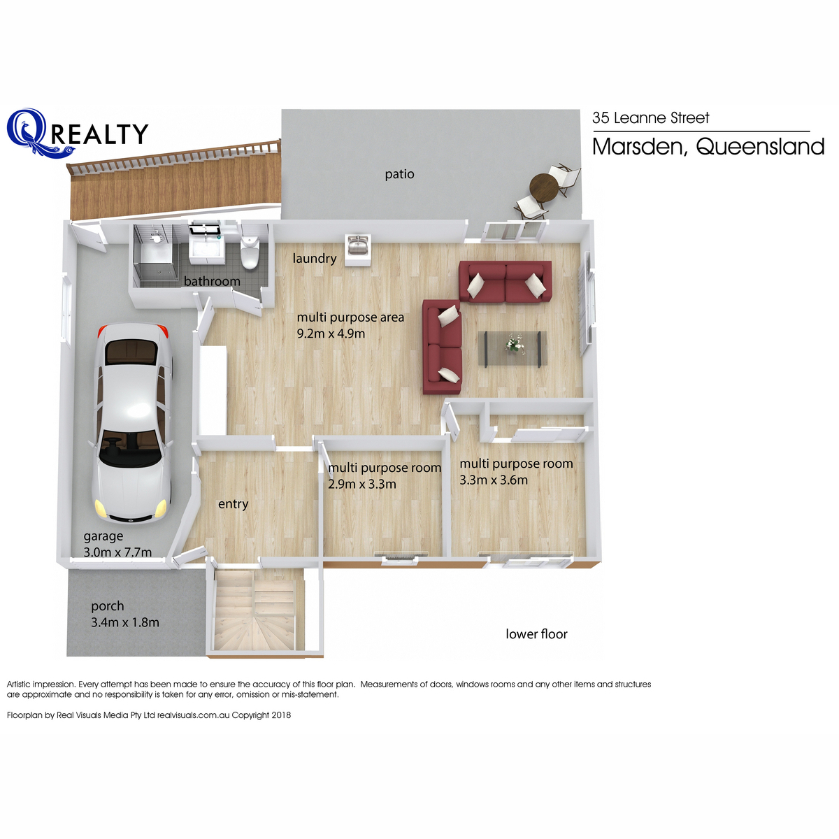 35 Leanne Street, Marsden  QLD  4132