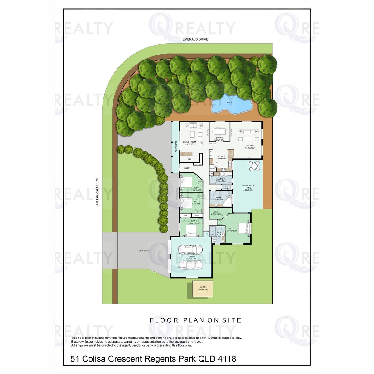 51 Colisa Crescent, Regents Park  QLD  4118