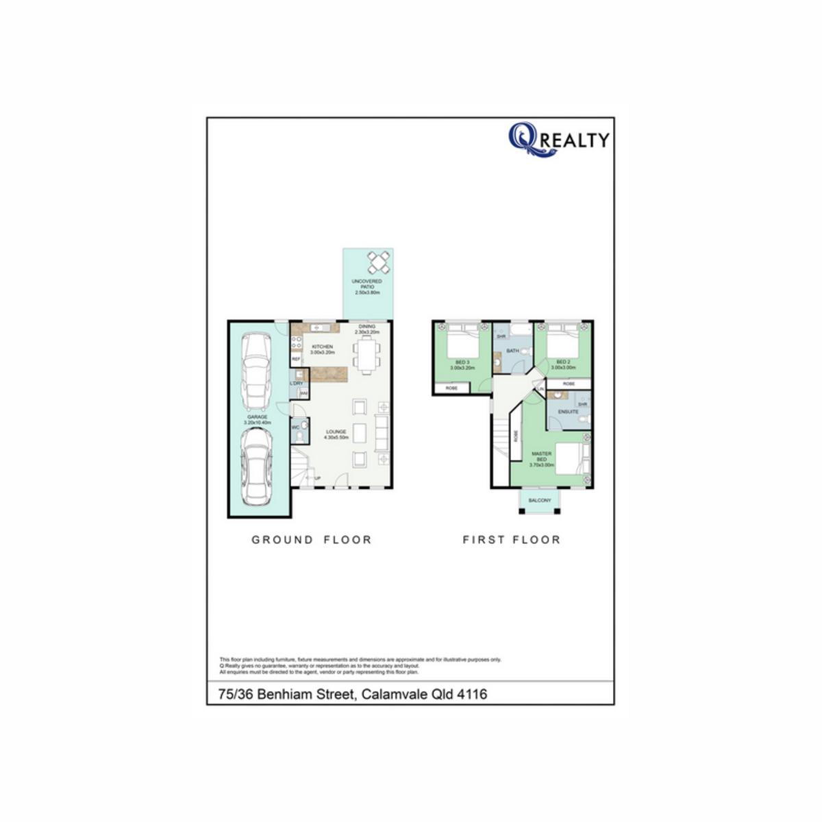 75/36 Benhiam Street, Calamvale  QLD  4116