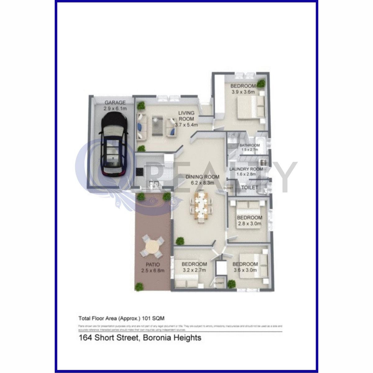 164 Short Street, Boronia Heights  QLD  4124