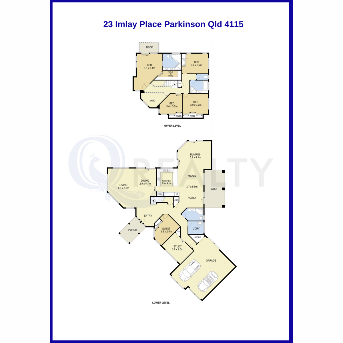 23 Contact Agent, Parkinson  QLD  4115