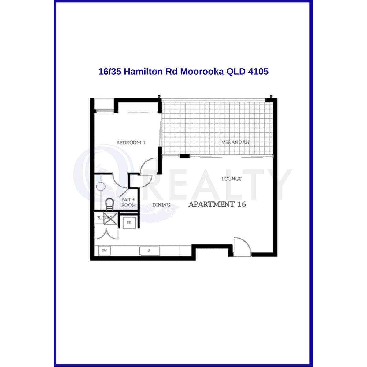 16/35 Hamilton Road, Moorooka  QLD  4105