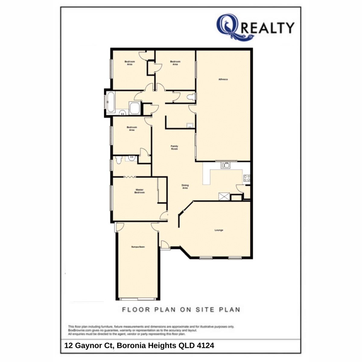 12 Gaynor Court, Boronia Heights  QLD  4124