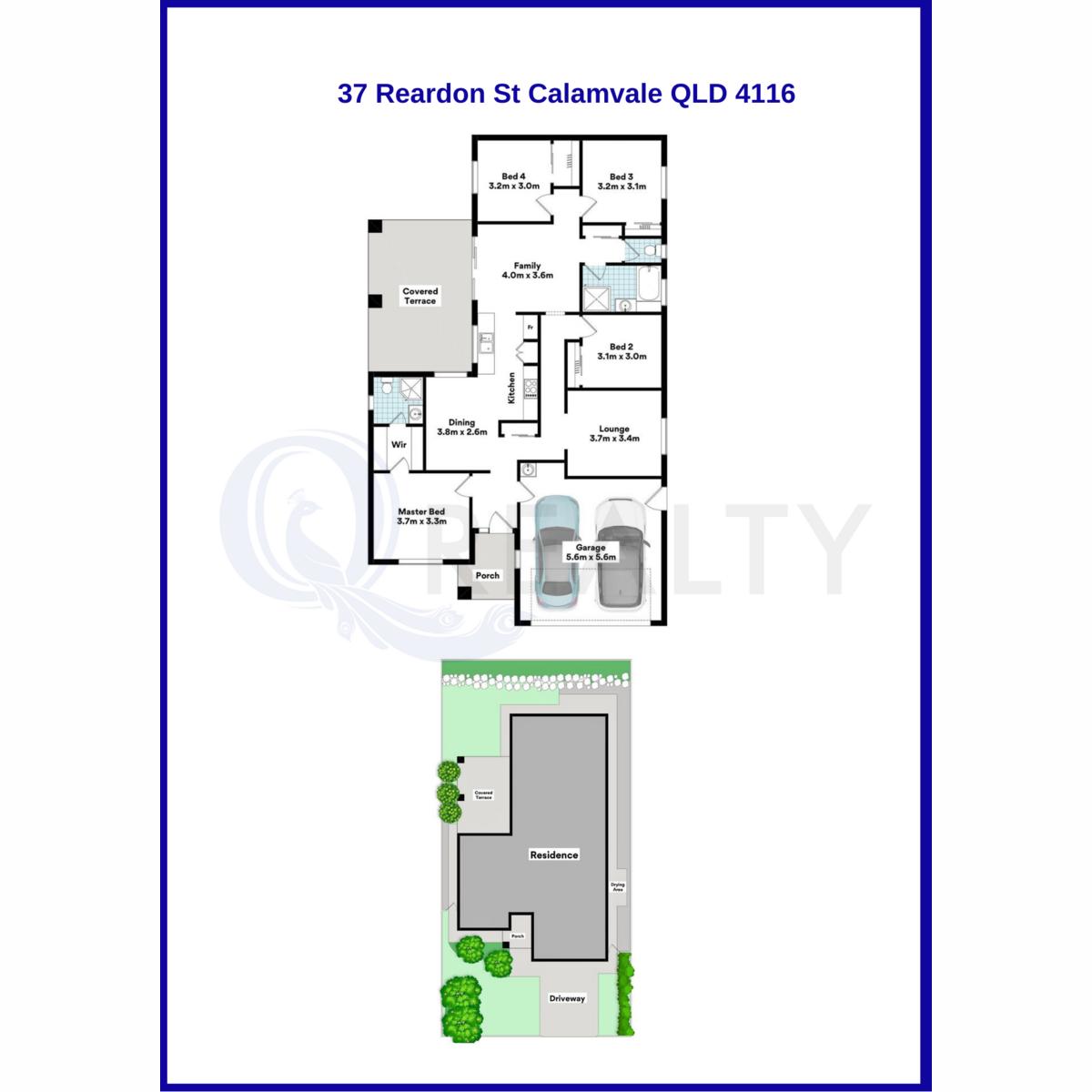 37 Reardon Street, Calamvale  QLD  4116
