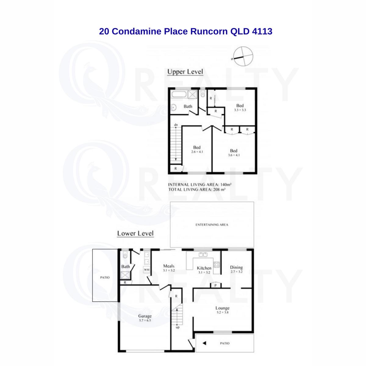 20 Condamine Place, Runcorn  QLD  4113