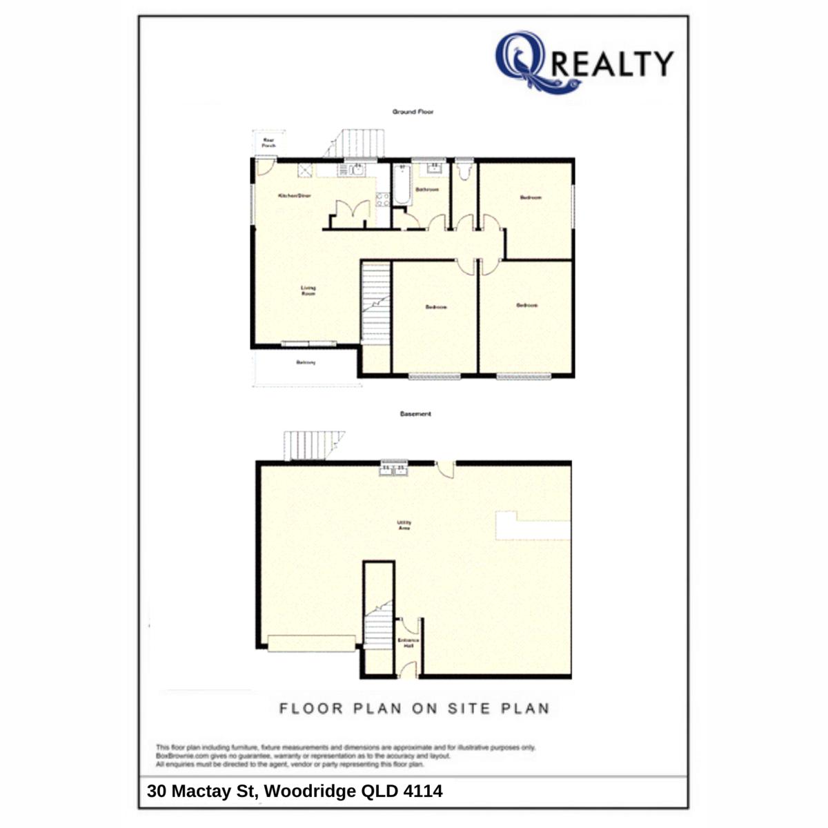 30 Mactay Street, Woodridge  QLD  4114