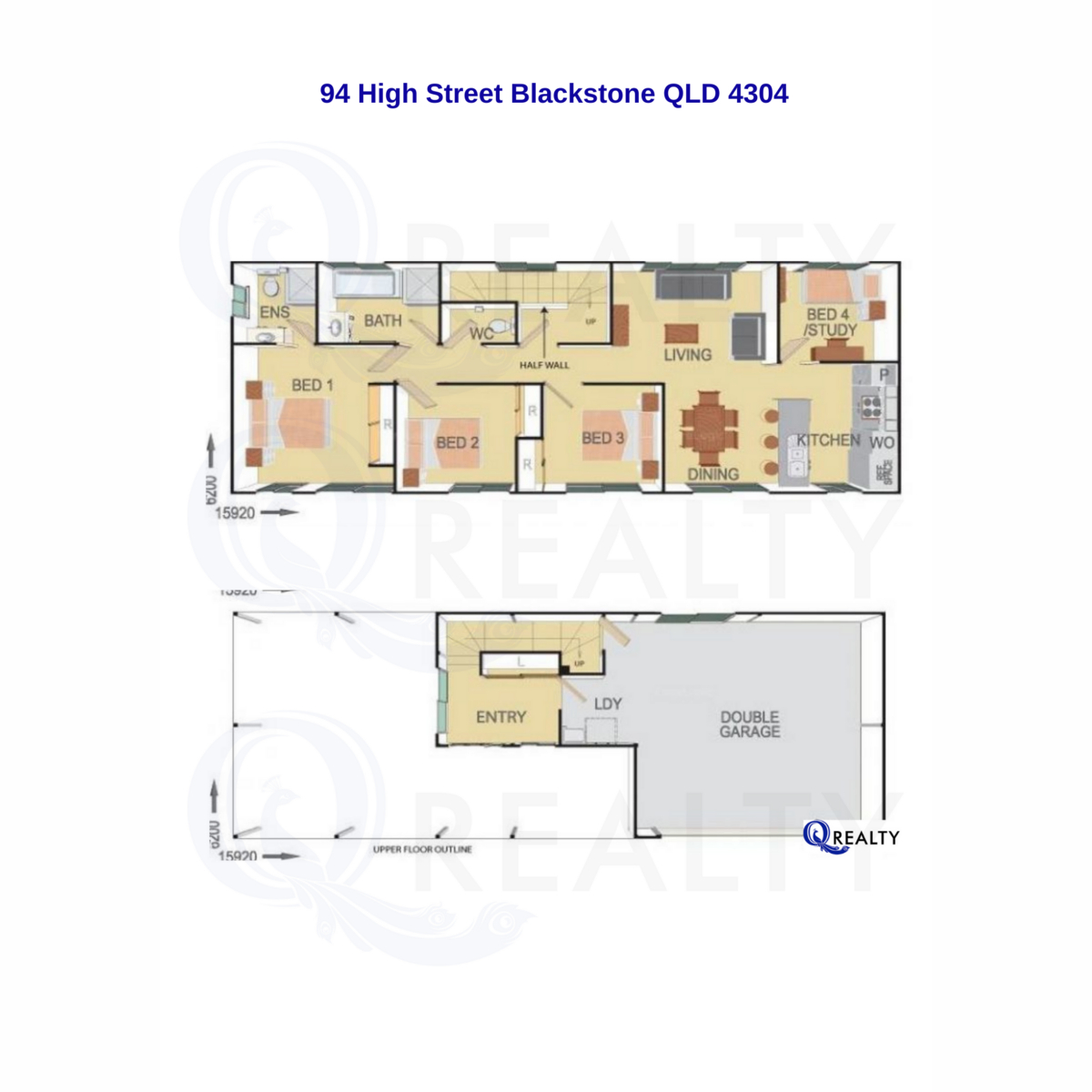 94 High Street, Blackstone  QLD  4304