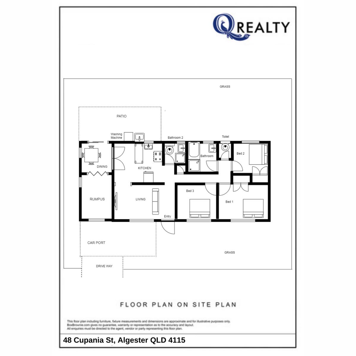 48 Cupania Street, Algester  QLD  4115
