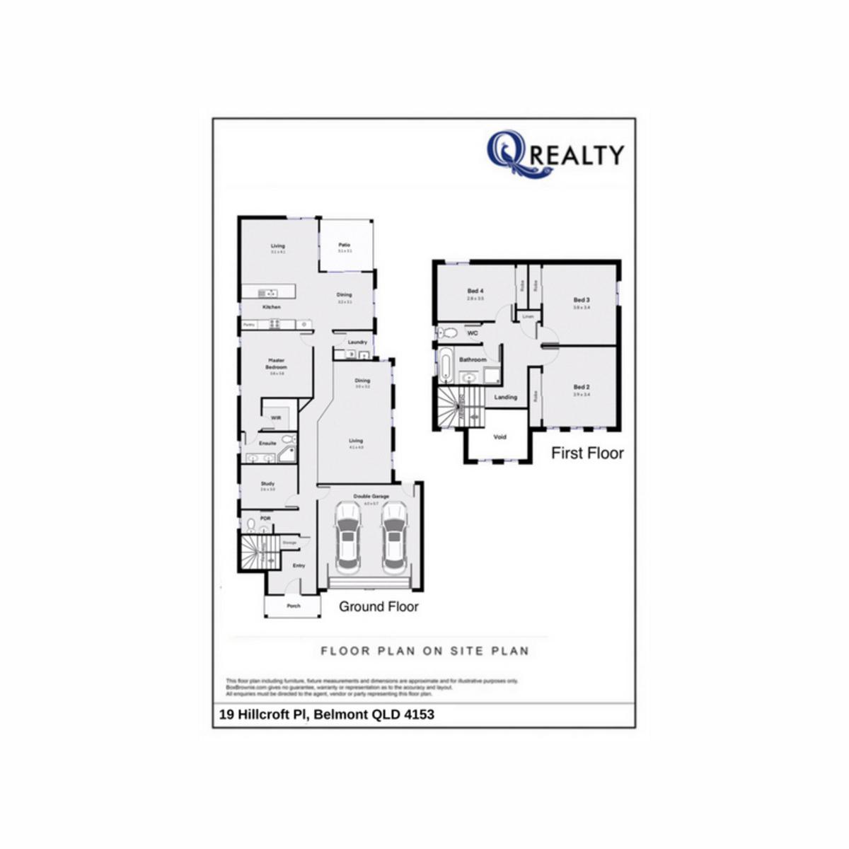 Contact Agent Hillcroft Estate, Belmont  QLD  4153
