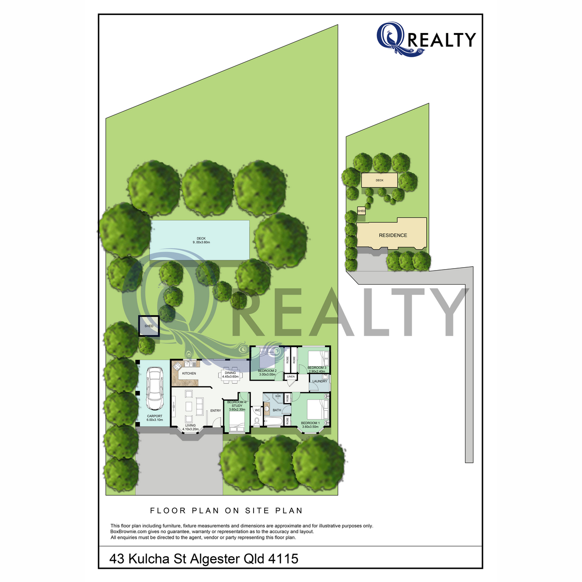 43 Kulcha Street, Algester  QLD  4115