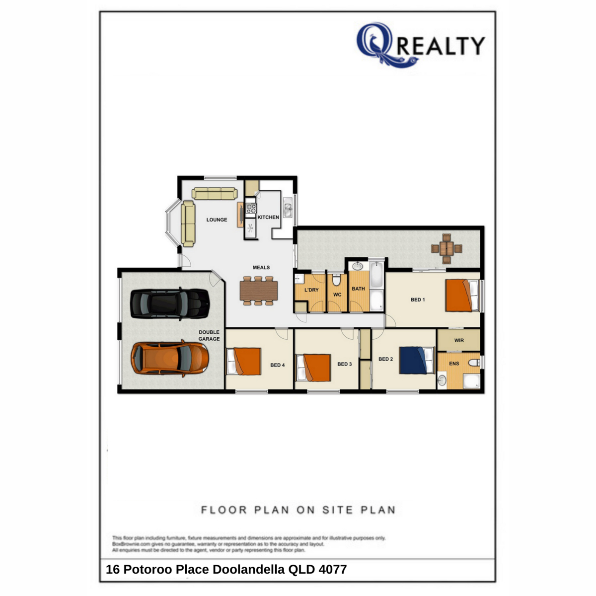 16 Potoroo Place, Doolandella  QLD  4077