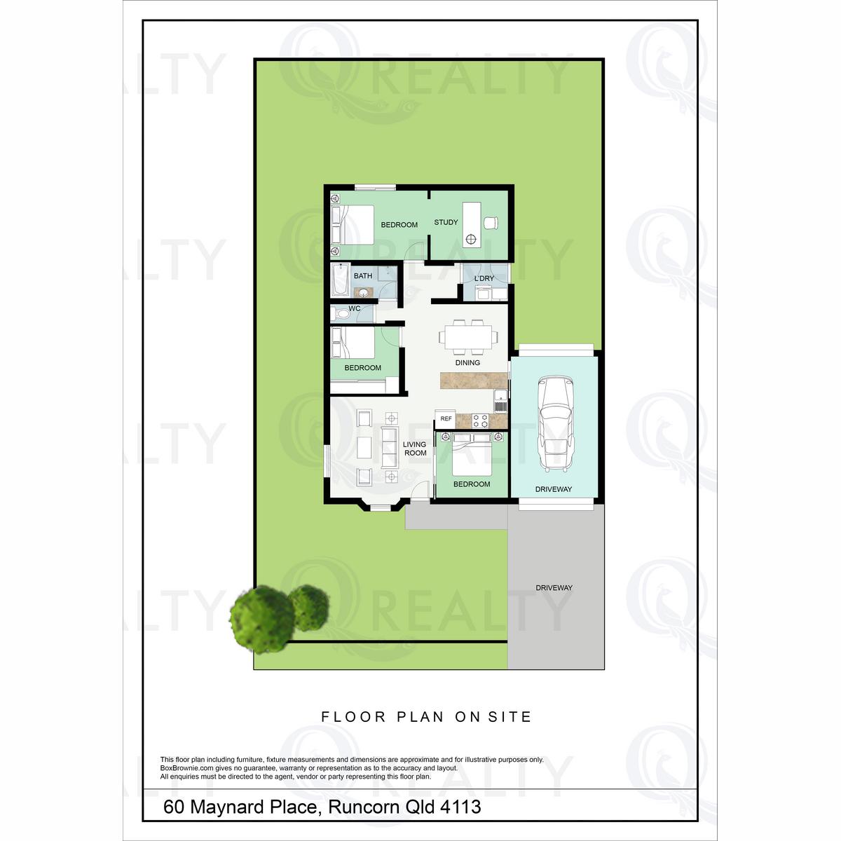 60 Maynard Place, Runcorn  QLD  4113