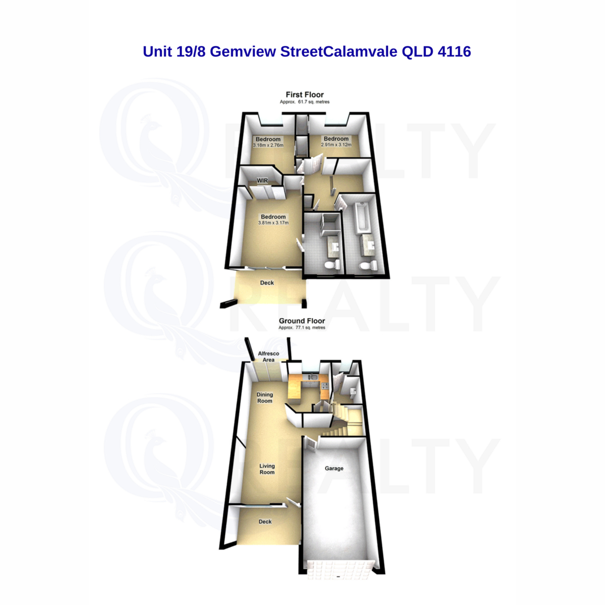 19.8 Gemview Street, Calamvale  QLD  4116