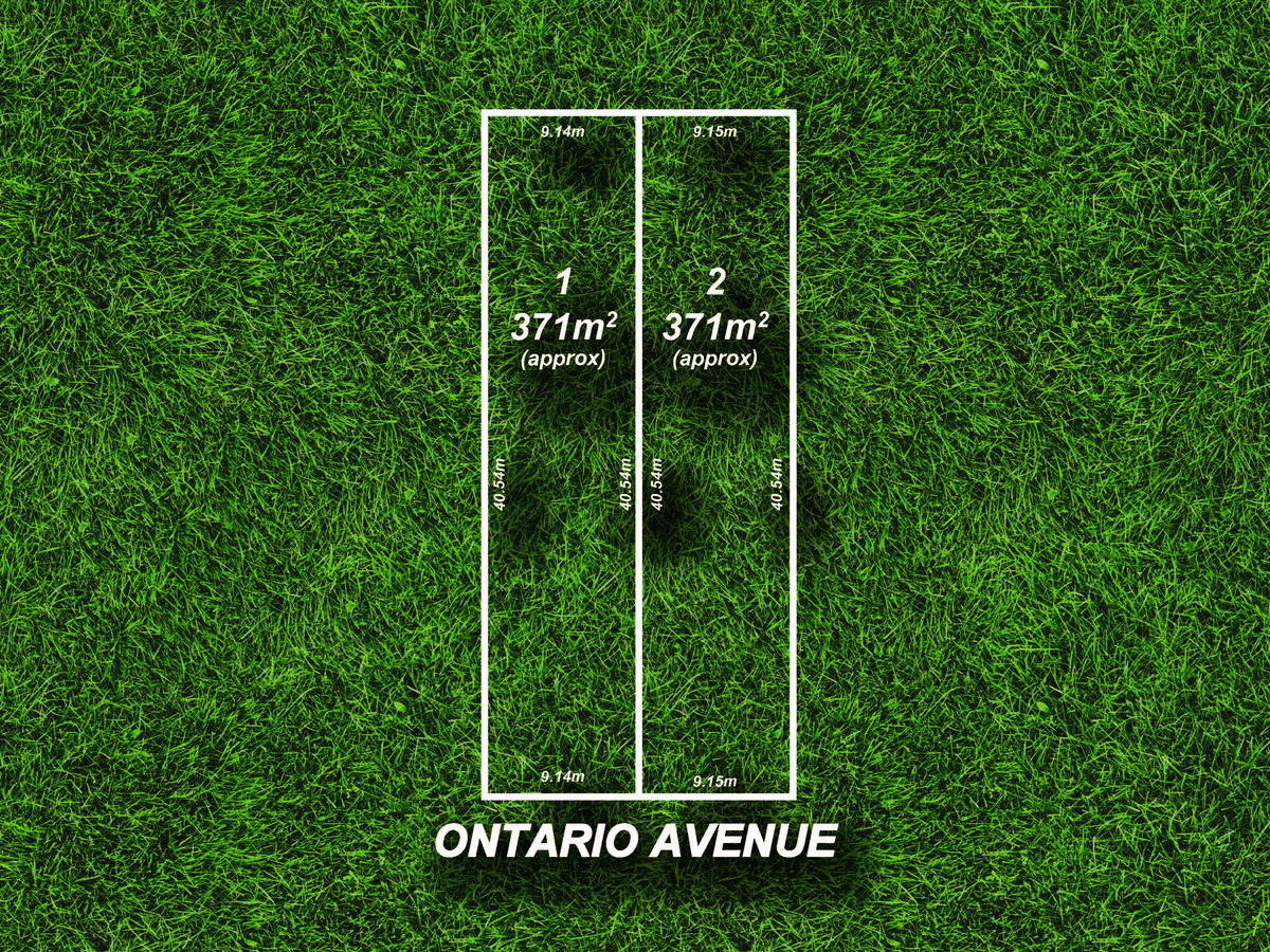 Lot 1 & 2 / 7 Ontario Avenue, Panorama SA 5041 (2747658)