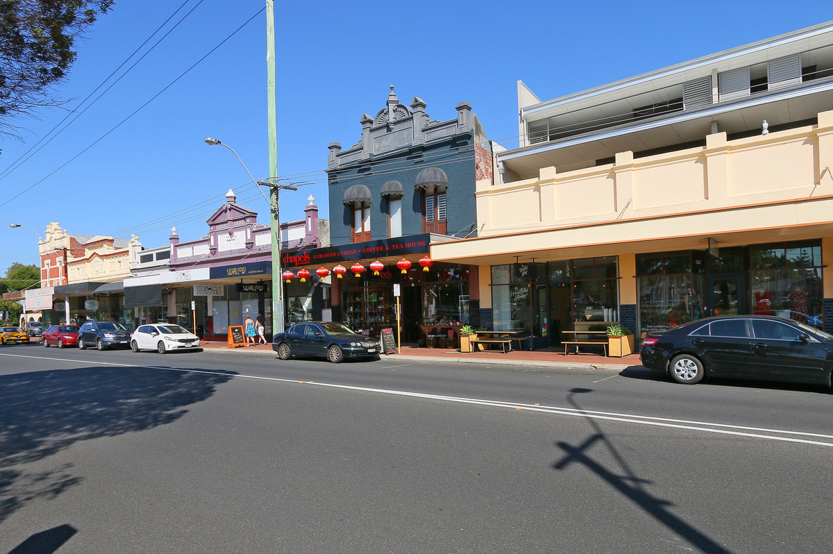 LANDHOLDING WITH REDEVELOPMENT POTENTIAL - Maylands