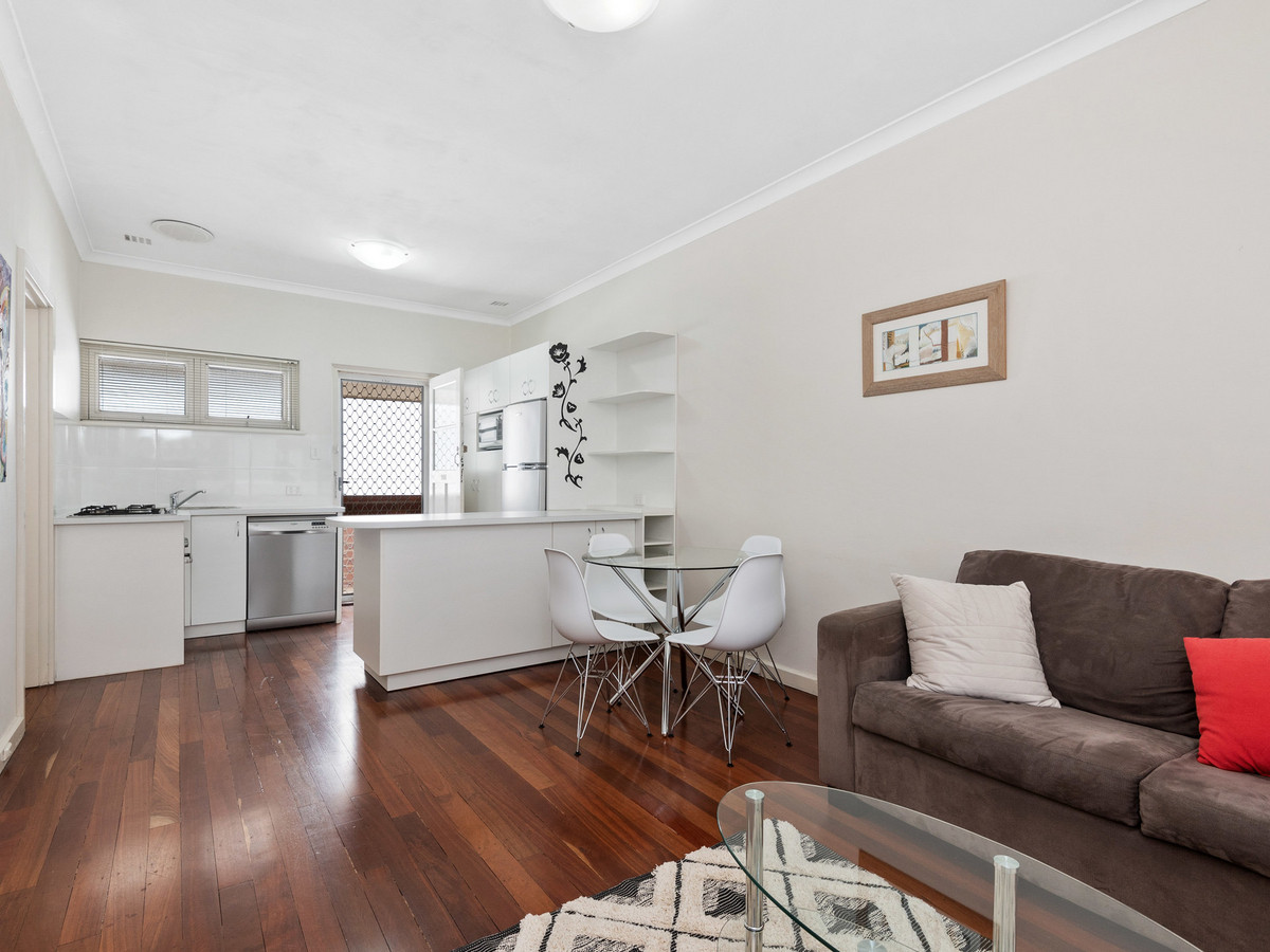CUTE AS A BUTTON BUT WITH ADULT POTENTIAL - East Perth