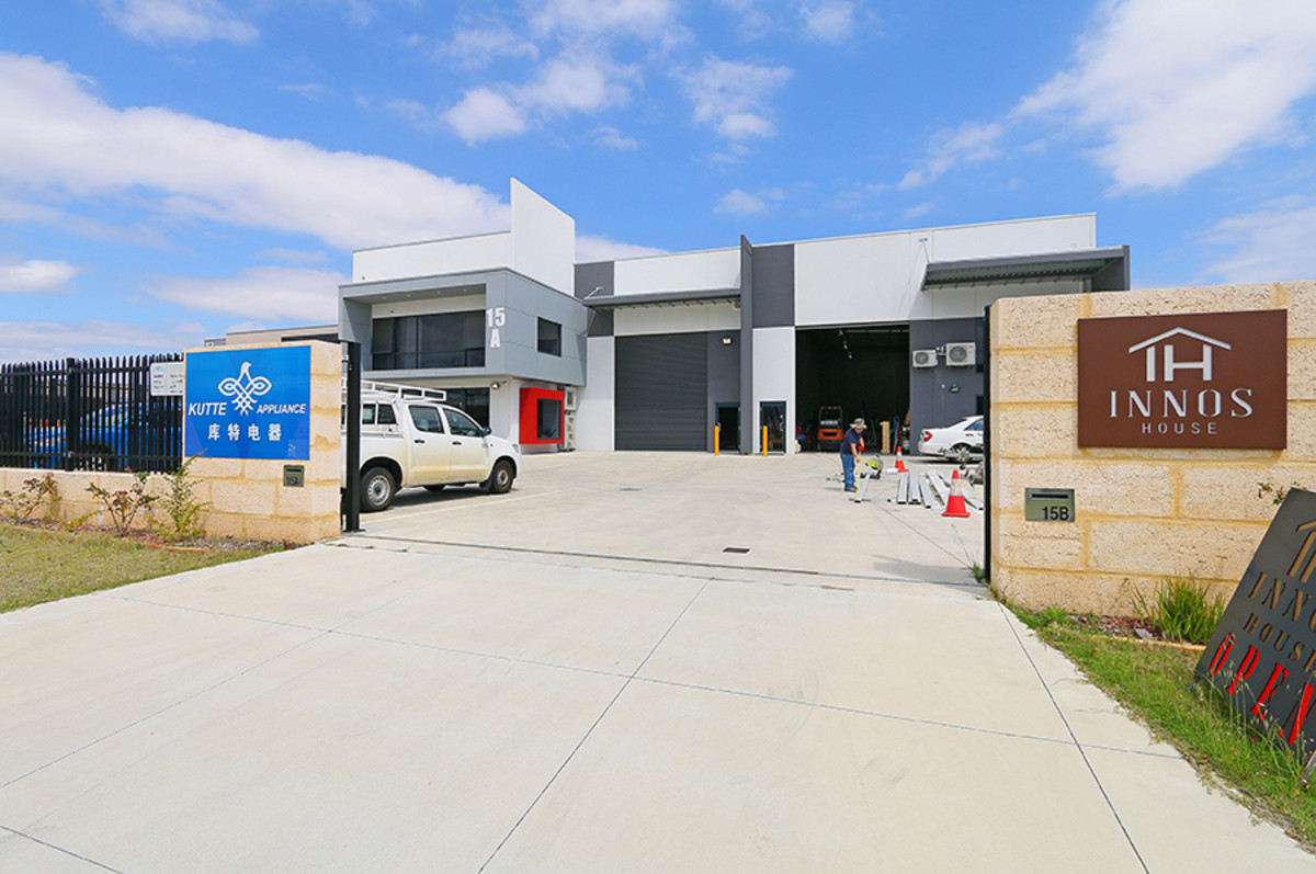 MODERN OFFICE / SHOWROOM / WAREHOUSE ONLY - Canning Vale