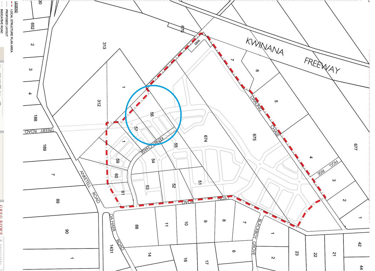 LARGE FAMILY HOME ON REDEVELOPMENT POTENTIAL LAND - Wandi