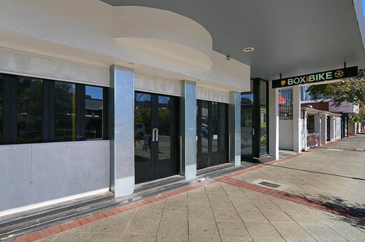 GROUND FLOOR STREET FRONT COMMERCIAL - Northbridge