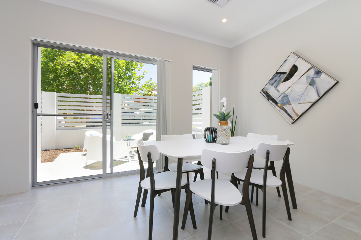Now this is living - Brand New Townhouses - First Home Owners Grant available - Burswood