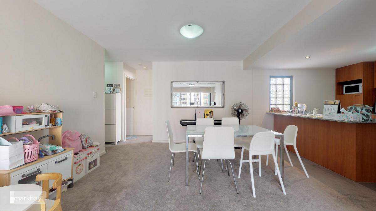 Soho - Living the high life! - East Perth